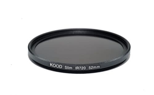 Kood R720  Infrared Special Effects Slim Ring Filter 52mm